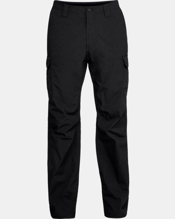 Pantalon UA Storm Tactical Patrol pour homme, Black, pdpMainDesktop image number 3