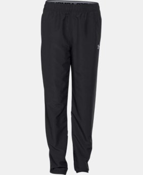 Boys' UA Storm Powerhouse Pants  2 Colors $33.99