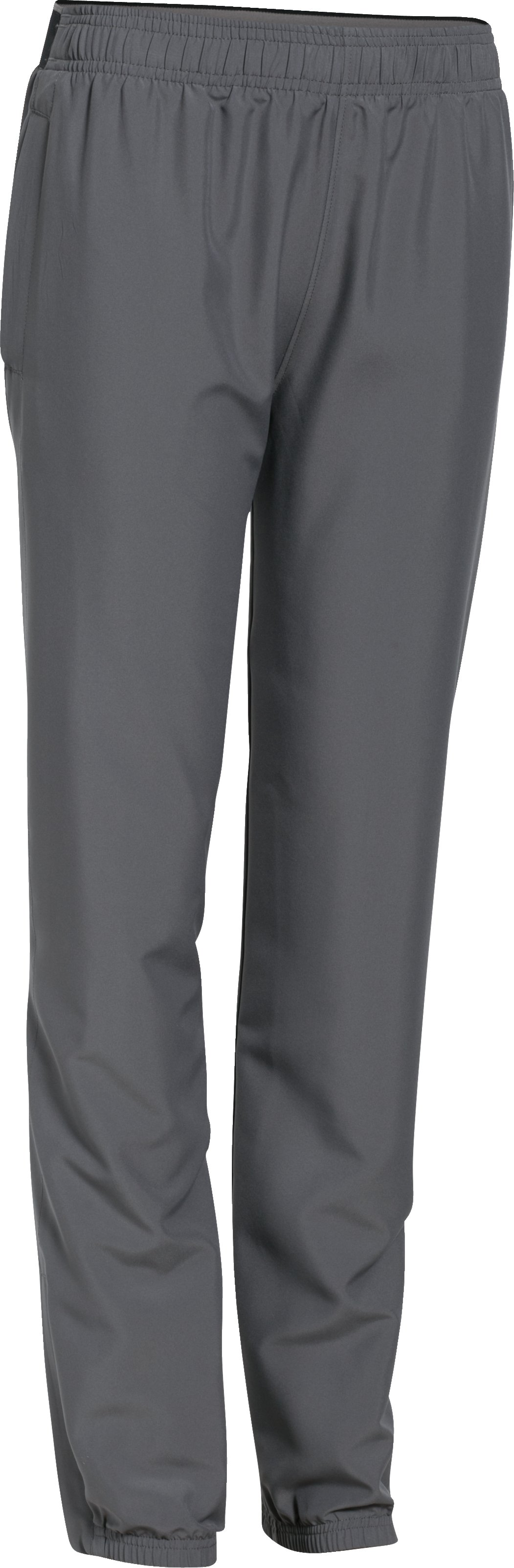 Boys' UA Storm Powerhouse Pants, Graphite