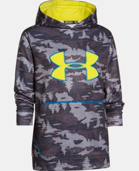 Kids' UA Storm Caliber Hoodie LIMITED TIME: FREE U.S. SHIPPING 1 Color $31.49 to $48.99