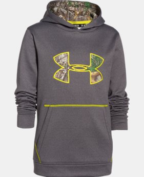 Kids' UA Storm Caliber Hoodie  6 Colors $38.99 to $48.99
