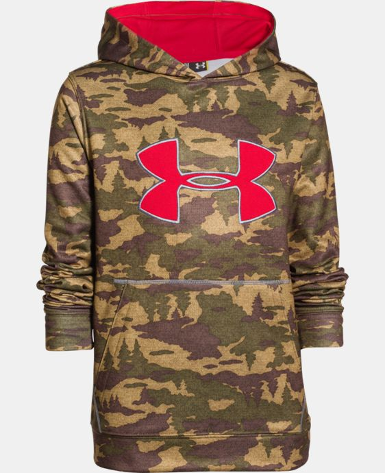 Kids' UA Storm Caliber Hoodie  1 Color $31.49 to $41.99