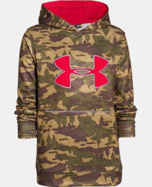 Kids' UA Storm Caliber Hoodie LIMITED TIME OFFER + FREE U.S. SHIPPING 1 Color $31.49 to $48.99