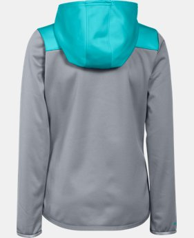 Girls' UA Storm ColdGear® Infrared Full Zip Jacket  1 Color $74.99