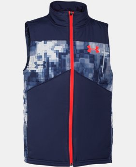Boys' UA Future Chill Puffer Vest  1 Color $59.99