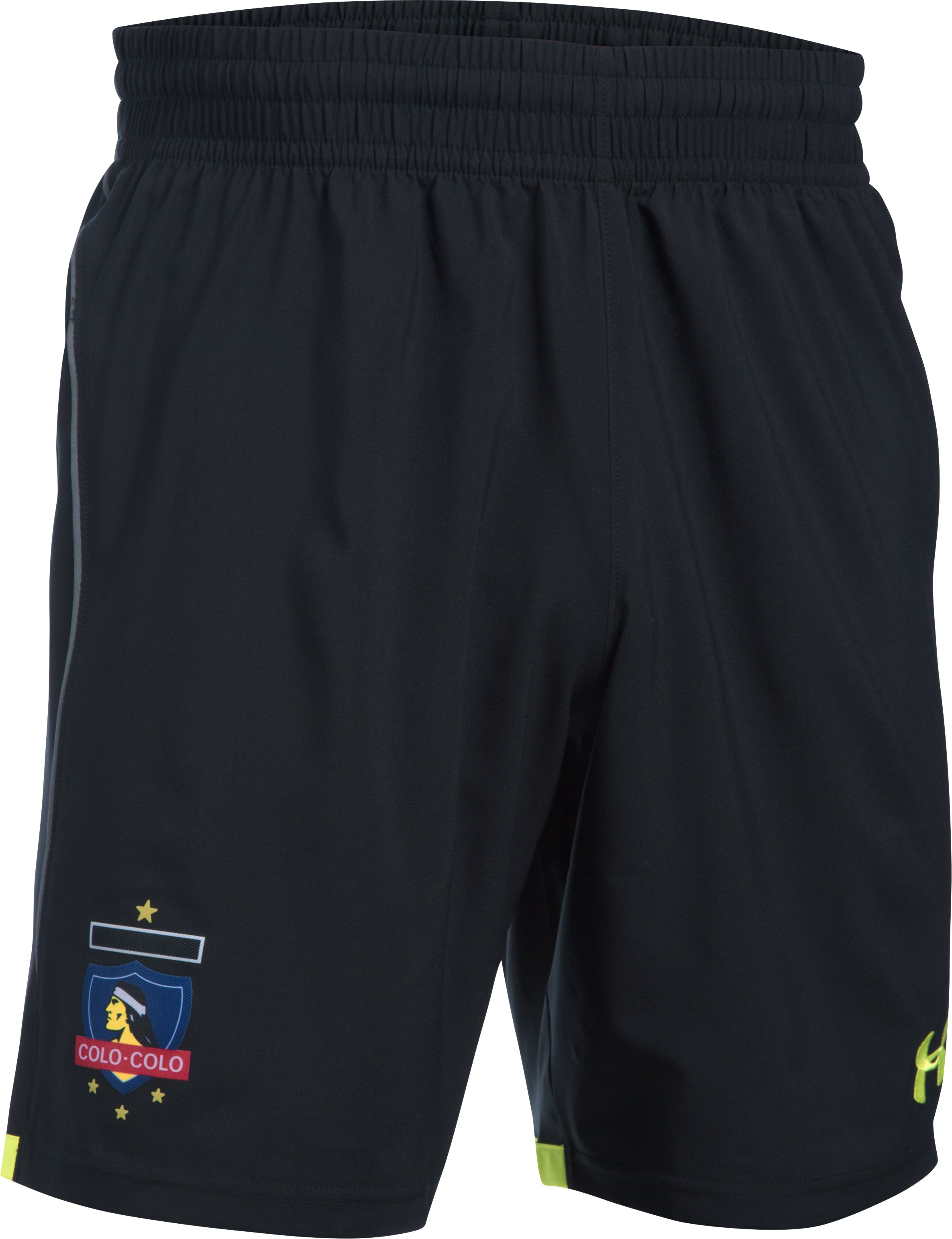 Men's Colo-Colo Training Shorts, Black