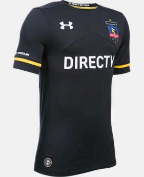 New Arrival Boys' Colo-Colo Away Replica Jersey   $65