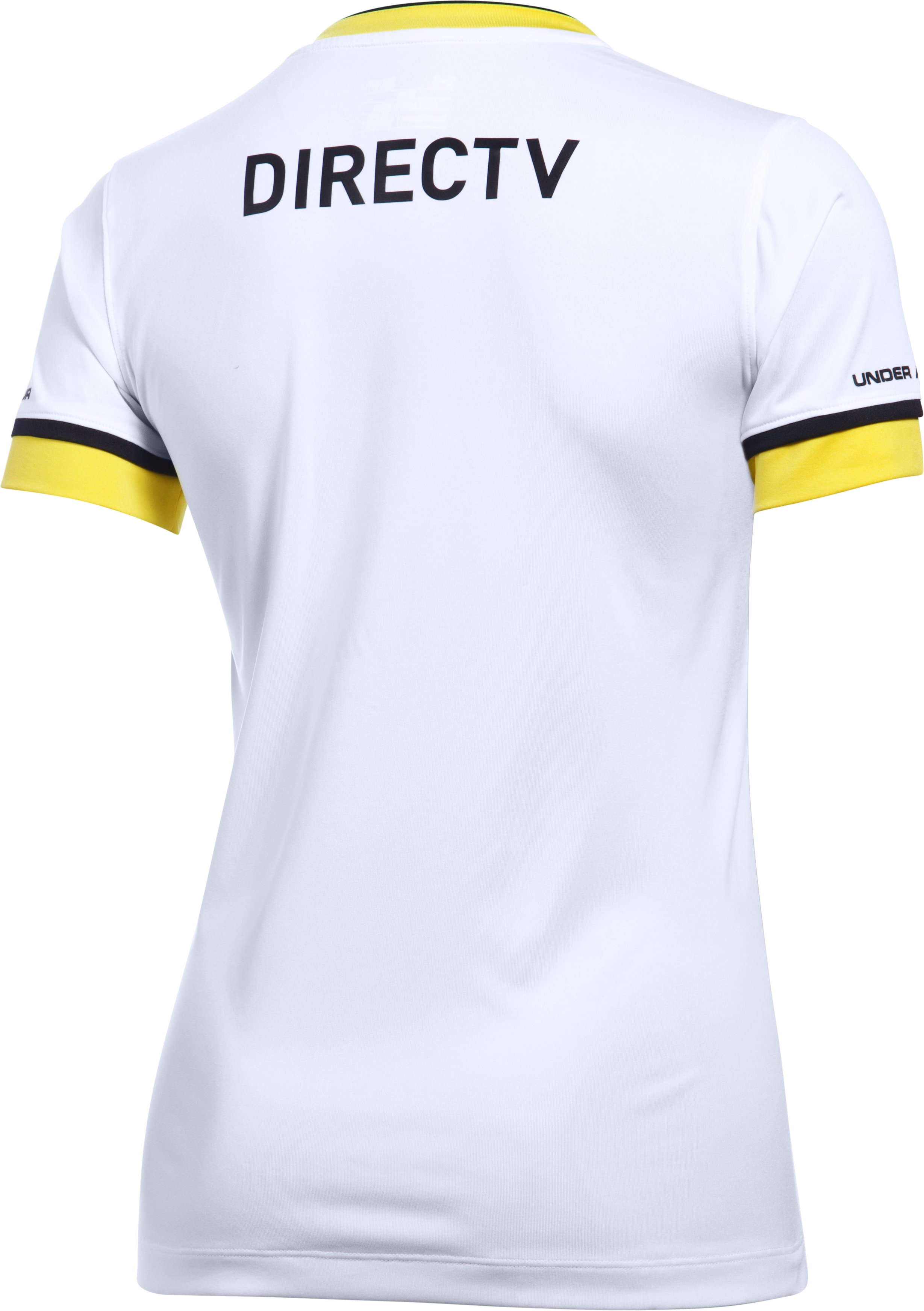 Women's Colo Colo UA Replica Home/Away Jersey, White