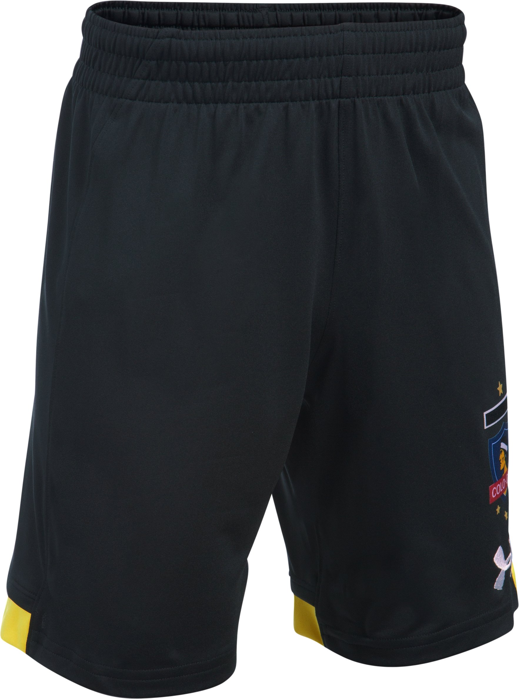 Kids' Colo-Colo Replica Shorts, Black
