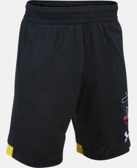 Boys' Colo-Colo Replica Gameday Shorts   $40