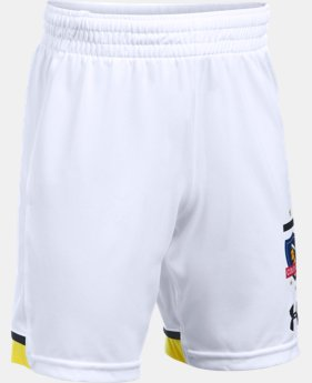 New Arrival Boys' Colo-Colo Replica Gameday Shorts LIMITED TIME: FREE SHIPPING  $40