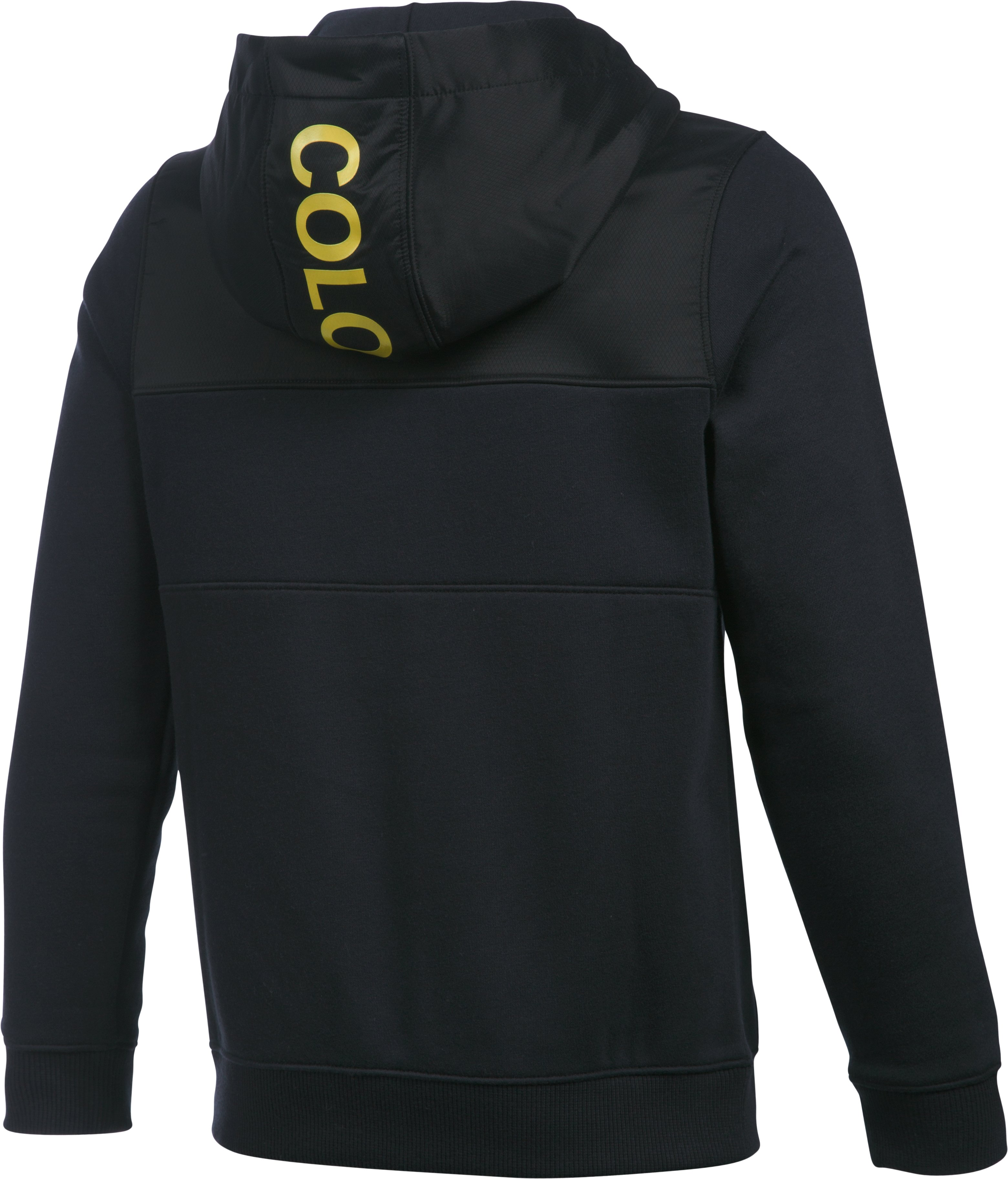 Boys' Colo-Colo Charged Cotton® Hoodie, Black ,