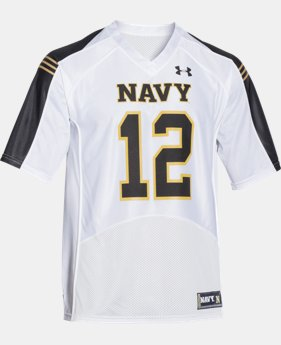 "Men's Navy ""Summer Whites"" UA Replica Jersey"