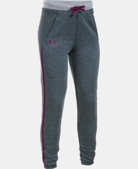 Girls' UA Studio Sport Pant  1 Color $25.49