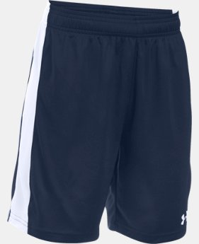 Boys' UA Re-Fixture Soccer Shorts  1 Color $22.99