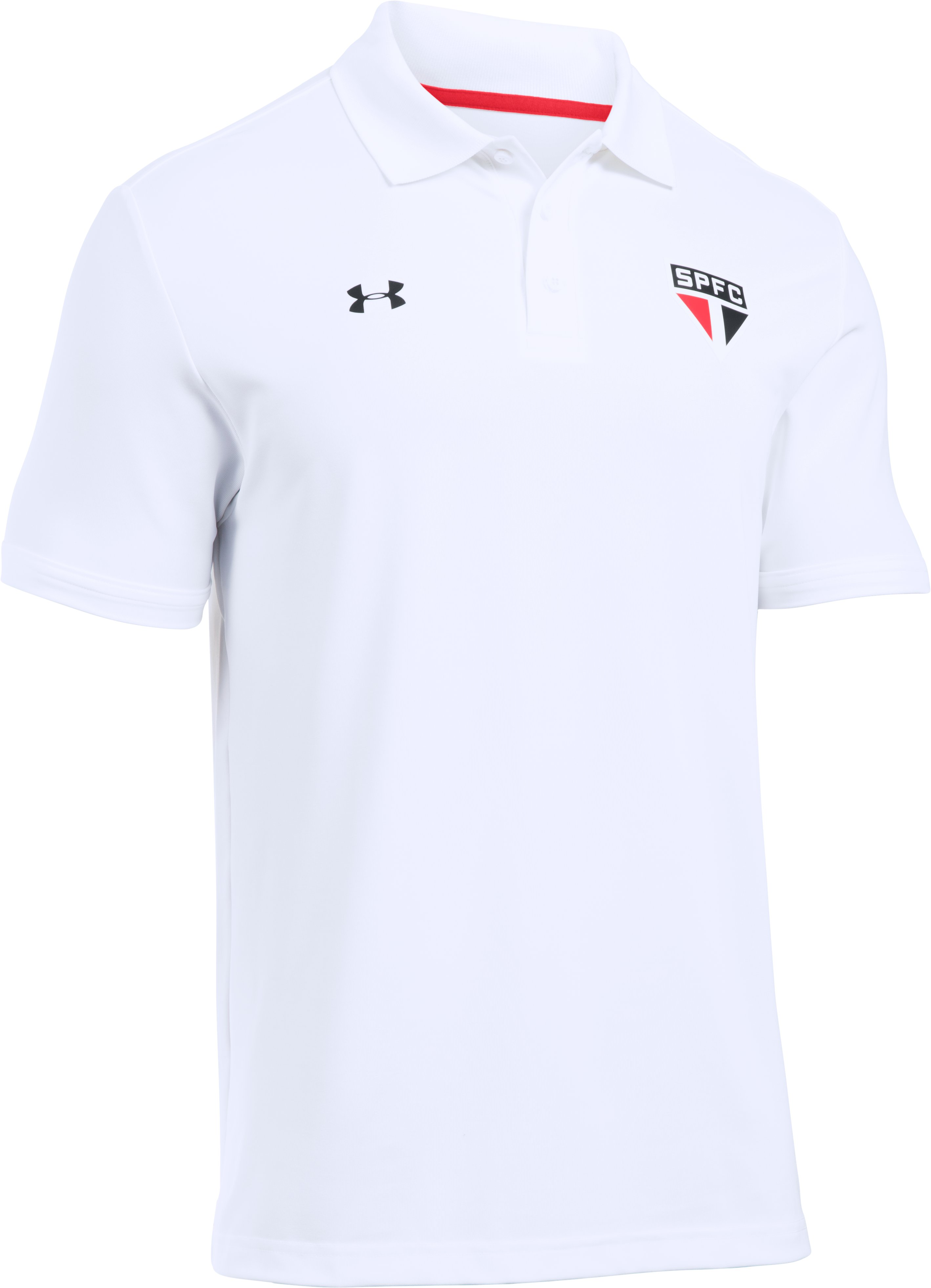 Men's Sao Paulo 15/16 UA Performance Polo, White, undefined