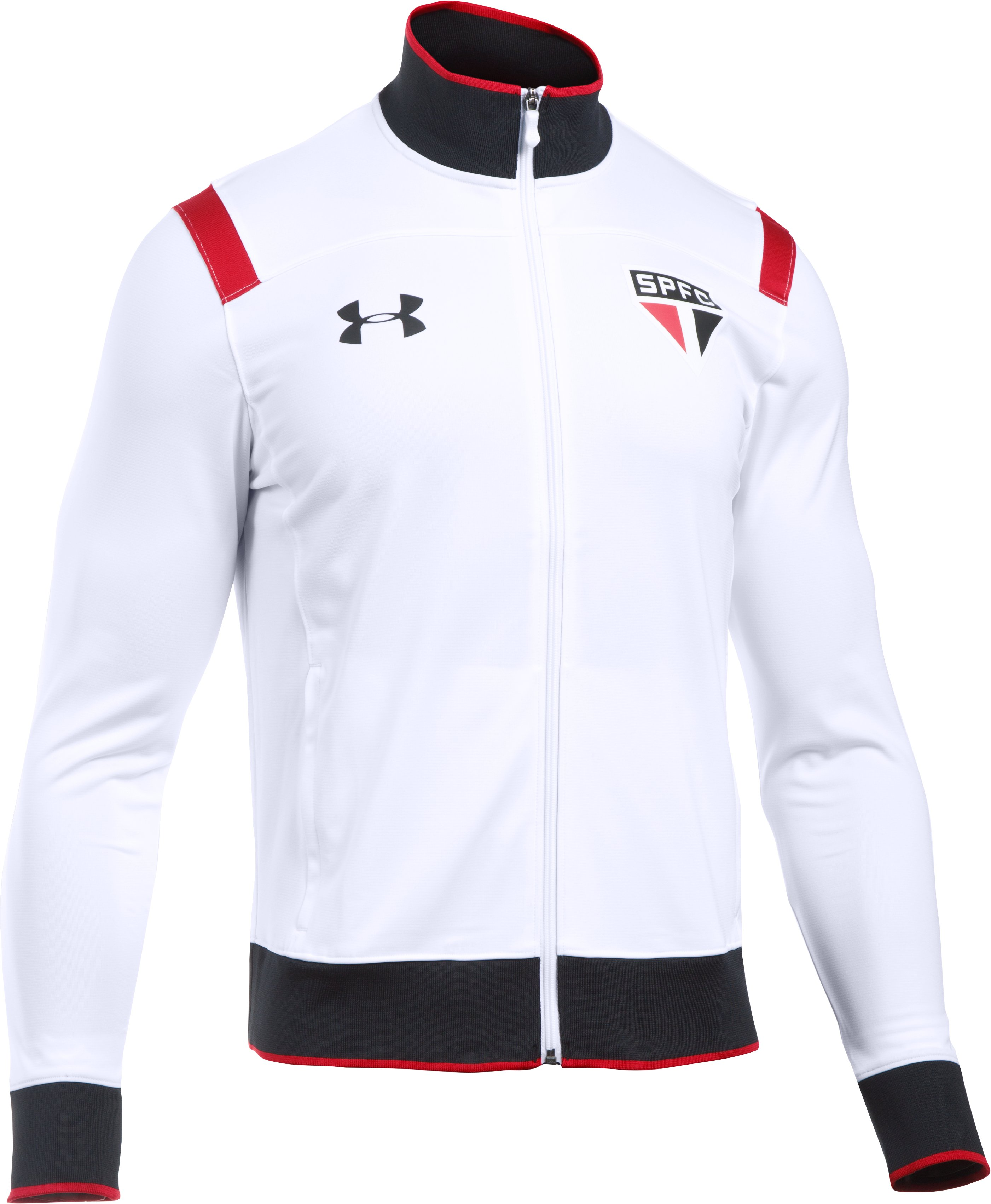 Men's Sao Paulo Track Jacket, White