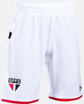 Boys' Sao Paulo 15/16 Training Shorts LIMITED TIME: FREE U.S. SHIPPING 1 Color $29.99 to $30.99
