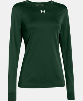 Women's Locker Long Sleeve T-Shirt  1  Color Available $29.99