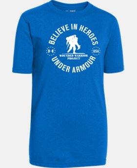 Boys' WWP BIH T-Shirt  1 Color $14.99
