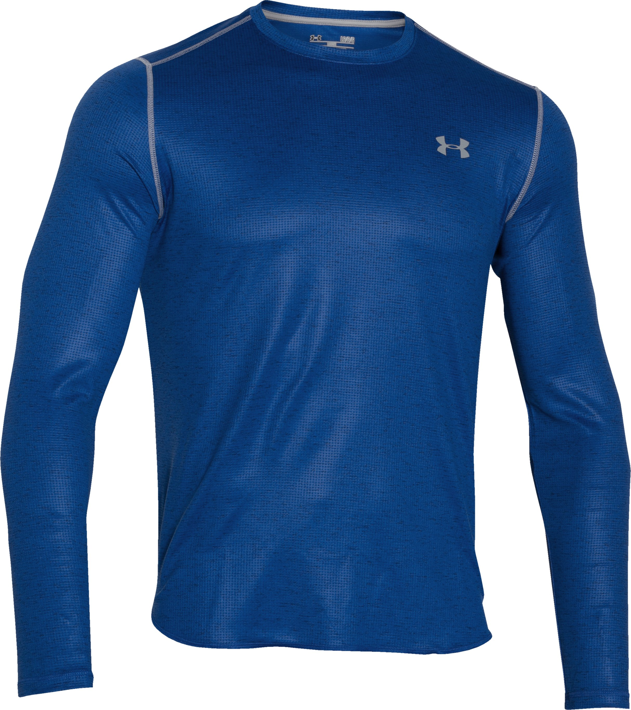 Men's UA Tech™ Waffle Shirt, Royal