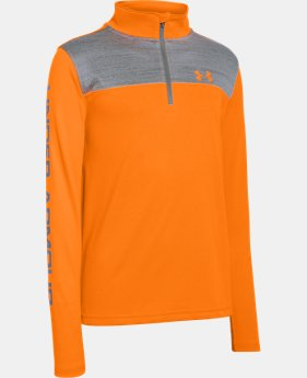 Best Seller Boys' UA Tech™ ¼ Zip  1 Color $34.99