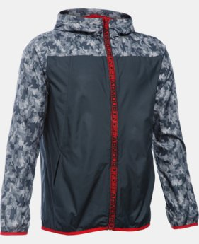 Boys' UA Storm Packable Woven Jacket  2 Colors $44.99 to $59.99