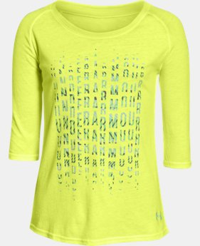Girls' UA Surge Top   $17.99 to $22.99