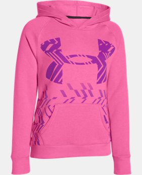 Girls' UA Surge Graphic Hoodie  1 Color $29.99