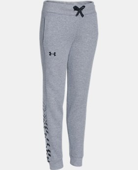 Girls' UA Surge Jogger Pant  1 Color $26.99
