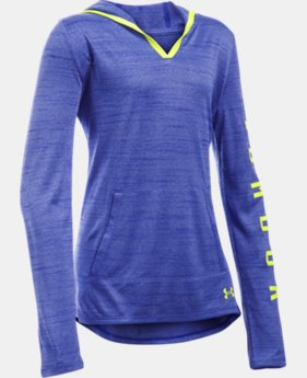 Girls' UA Tech™ Hoodie  3 Colors $23.99 to $29.99