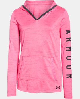 Best Seller Girls' UA Tech™ Hoodie  1 Color $39.99