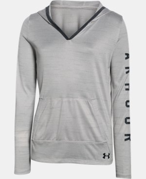 Girls' UA Tech™ Hoodie LIMITED TIME: FREE SHIPPING 1 Color $33.99 to $44.99