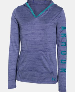 New to Outlet Girls' UA Tech™ Hoodie  1 Color $23.99 to $44.99