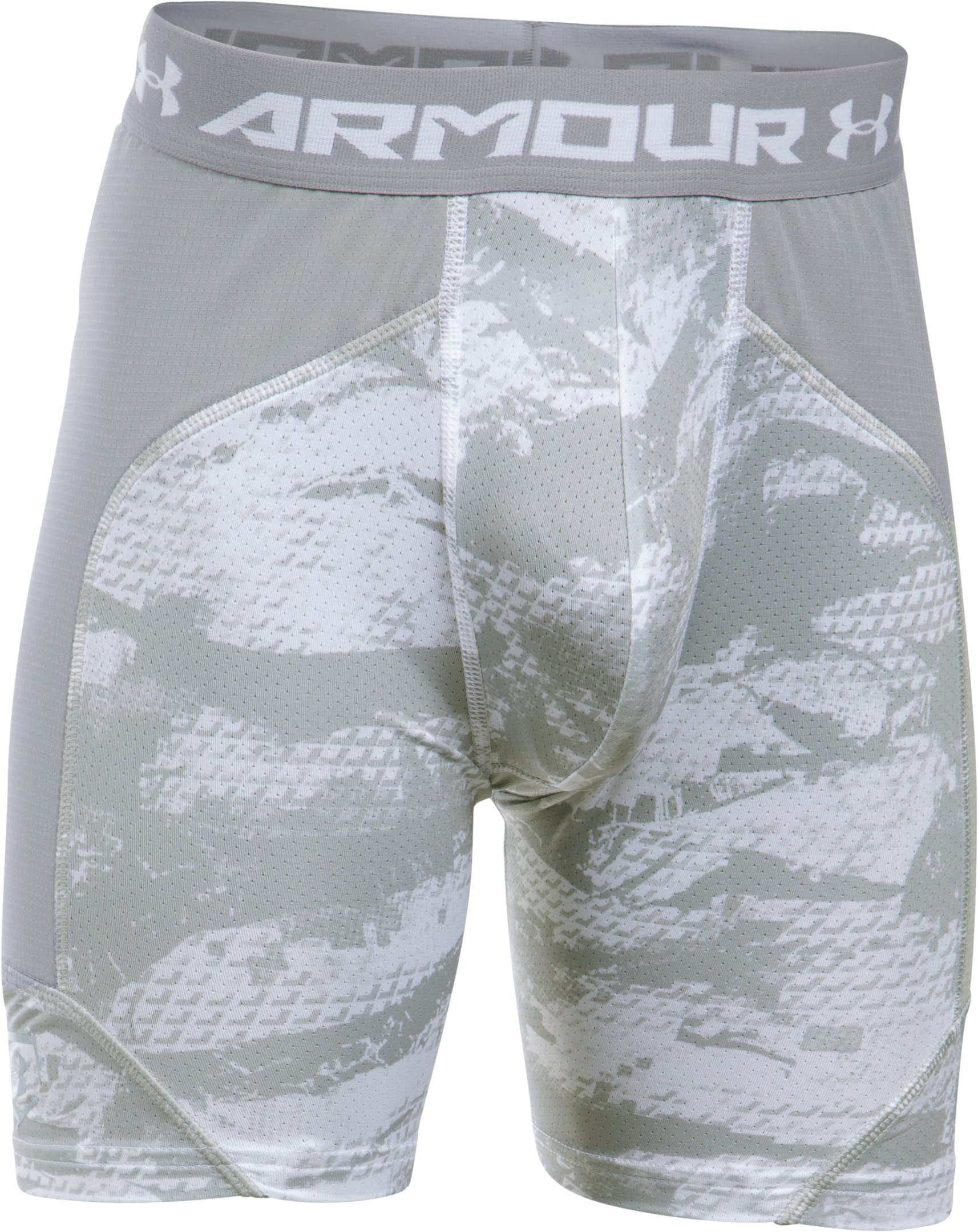 Boys' UA Undeniable Spacer Slider, White,