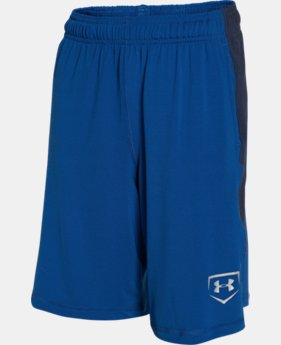 Boys' UA 9 Strong Training Shorts  1 Color $22.99