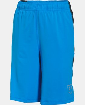 Boys' UA 9 Strong Training Shorts LIMITED TIME: FREE U.S. SHIPPING 1 Color $22.99