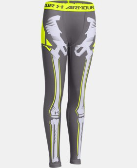 Boys' UA Bone Cold ColdGear® Legging   $32.99