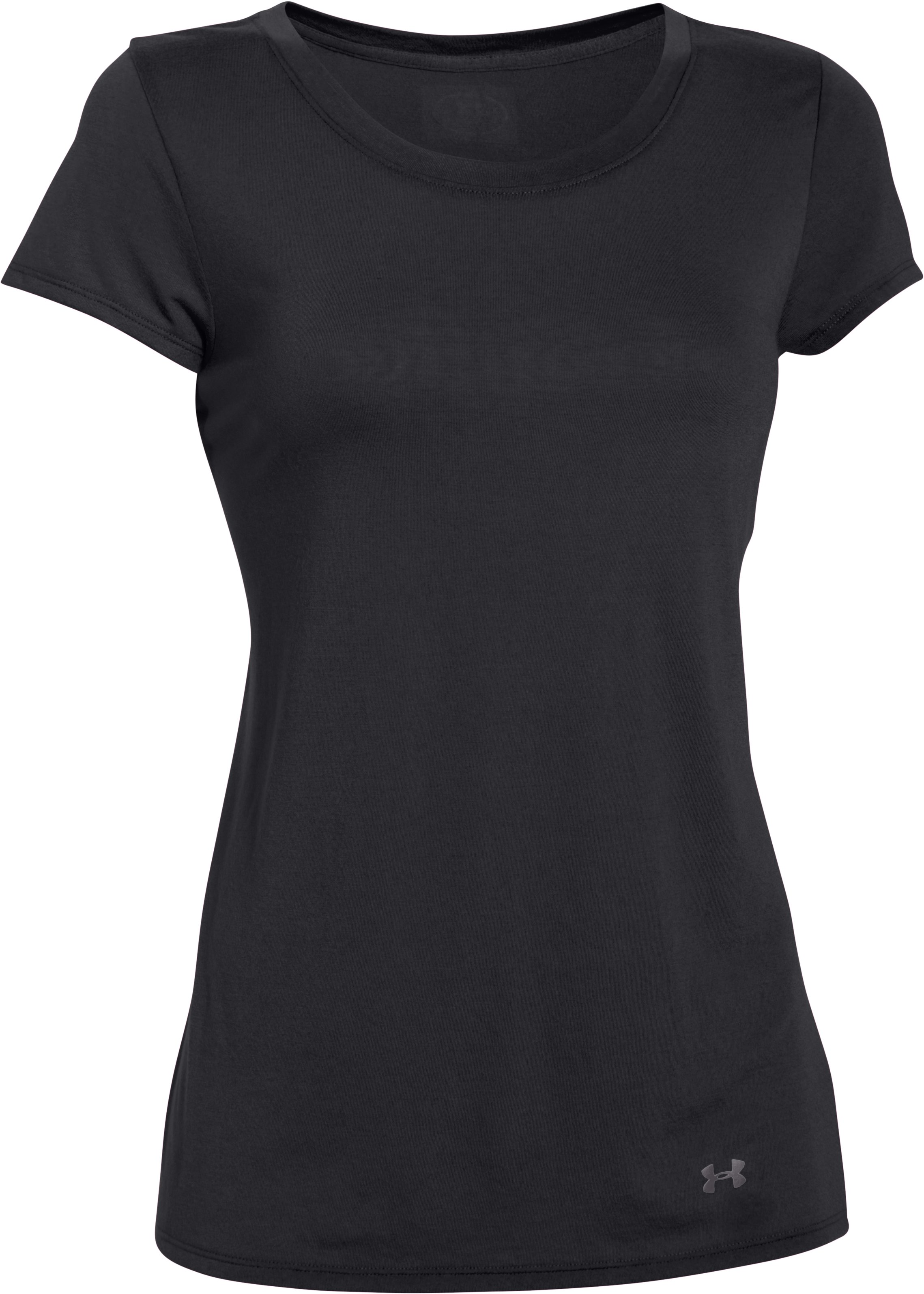 Women's UA Favorite T-Shirt, Black