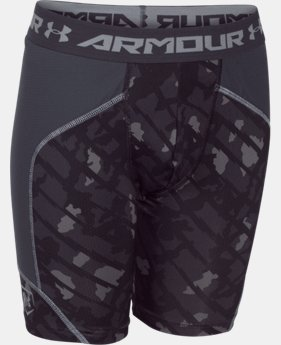 Boys' UA Spacer Printed Slider  1 Color $22.99