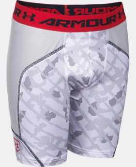 Boys' UA Spacer Printed Slider  1 Color $29.99
