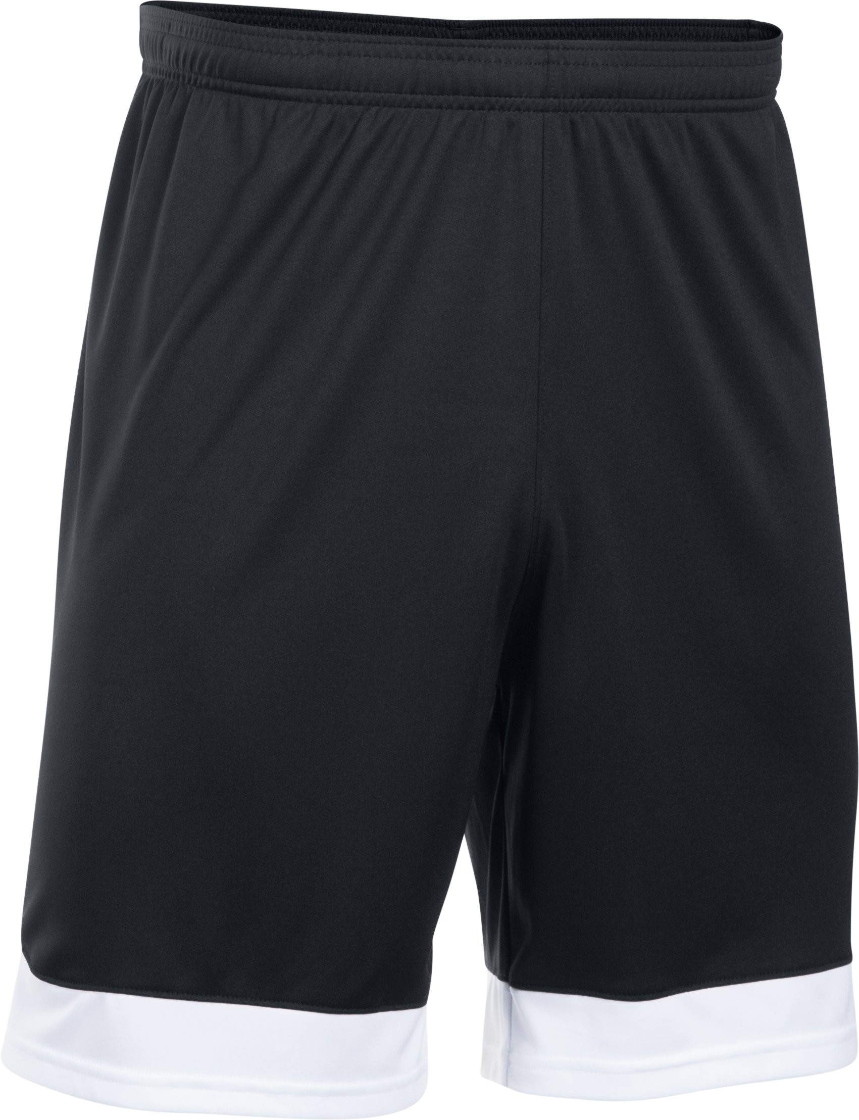 Men's UA Maquina Shorts, Black , undefined