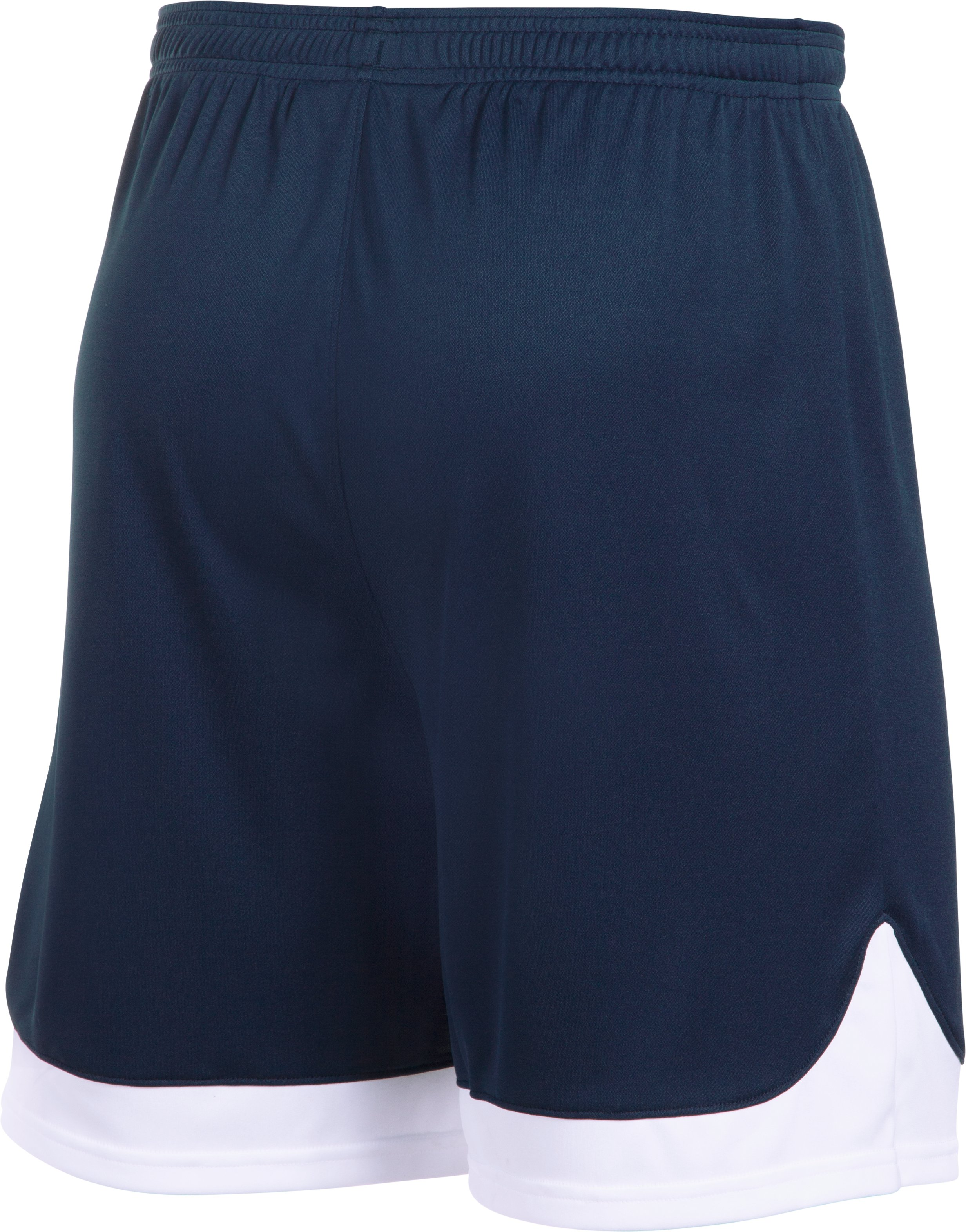 Men's UA Maquina Shorts, Midnight Navy,