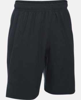 Best Seller Boys' UA Hustle Shorts LIMITED TIME: FREE SHIPPING 1 Color $24.99