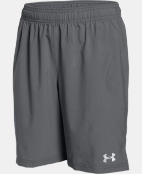 Boys' UA Hustle Shorts  2 Colors $29.99