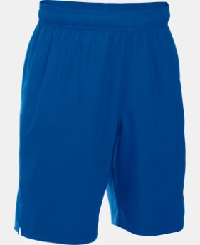 New Arrival Boys' UA Hustle Shorts  1 Color $14.99 to $18.99