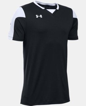 Boys' UA Maquina Soccer Jersey  1 Color $24.99