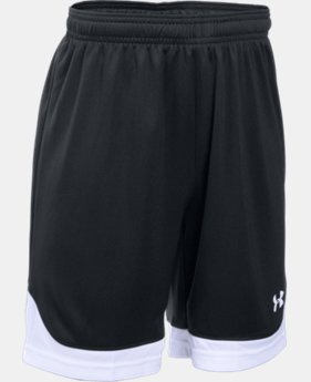 Boys' UA Maquina Shorts   $19.99