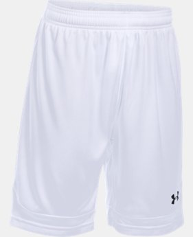 Boys' UA Maquina Shorts LIMITED TIME: FREE SHIPPING 1 Color $19.99