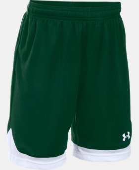 Boys' UA Maquina Shorts LIMITED TIME: FREE U.S. SHIPPING 2 Colors $19.99